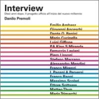 Danilo Premoli_Interview. Dieci anni dopo. Il progetto ufficio all'inizio del nuovo millennio_Editore 22publishing_Cover