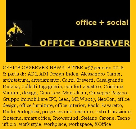 OfficeObserver_Newsletter_57_gennaio_2018